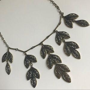 Intricate Leaf Necklace 🌿🌿🌿